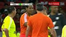 Penalty tiré à deux bien ridicule.. La honte