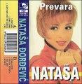Natasa Djordjevic - Ako ako - (Audio 1996) HD