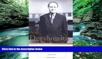 Online Alan M. Dershowitz Letters to a Young Lawyer (Art of Mentoring) Audiobook Epub