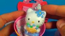 HELLO KITTY surprise eggs Hello Kitty Play Set HELLO KITTY HELLO KITTY HELLO KITTY 킨더 서프라이즈