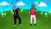 Brain Breaks - Brain Breaks in the Classroom - Kids Songs - Fooba Wooba John