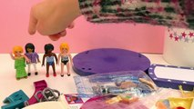 PLAYMOBIL FASHION SHOW | Models with Catwalk | Playmobil City Life Top Model Mannequin