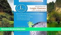 Buy Manhattan LSAT Manhattan LSAT Logic Games Strategy Guide (Manhattan LSAT Strategy Guides) Full