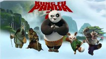 Kung Fu Panda Finger Family | Nursery Rhyme for Children | 4K Video
