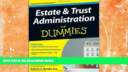 Administration of Wills, Trusts, and Estates / Edition 5