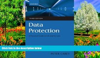 Online Peter Carey Data Protection: A Practical Guide to UK and EU Law Audiobook Epub