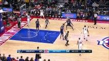 NBA 2016/17: Memphis Grizzlies vs Detroit Pistons - Highlights - (21.12.2016)