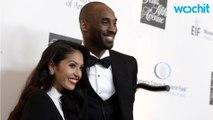 Kobe & Vanessa Bryant Share Photos Of Baby Daughter