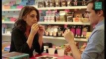 Comment déguster du chocolat ? (par une experte en cacao et un amateur de Galak)