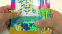 WET BEADS! Réaliser de jolis motifs avec des perles aquatiques - Comme les perles Orbeez?
