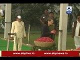 Sonia Gandhi, Rahul Gandhi, Manmohan Singh pay tributes to Indira Gandhi on birth annivers