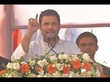 FULL SPEECH- Modi firebombed poor with demonetisation: Rahul Gandhi in Jaunpur rally