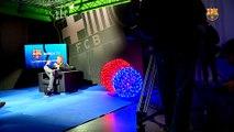 Dissabte 24, entrevista amb Luis Enrique a Barça TV