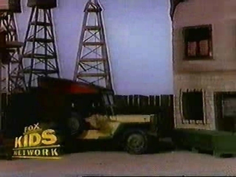 Fox Kids bumpers (1992)