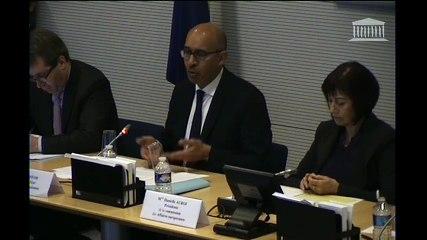 Audition d'H.Désir sur le Conseil européen du 15 décembre 2016