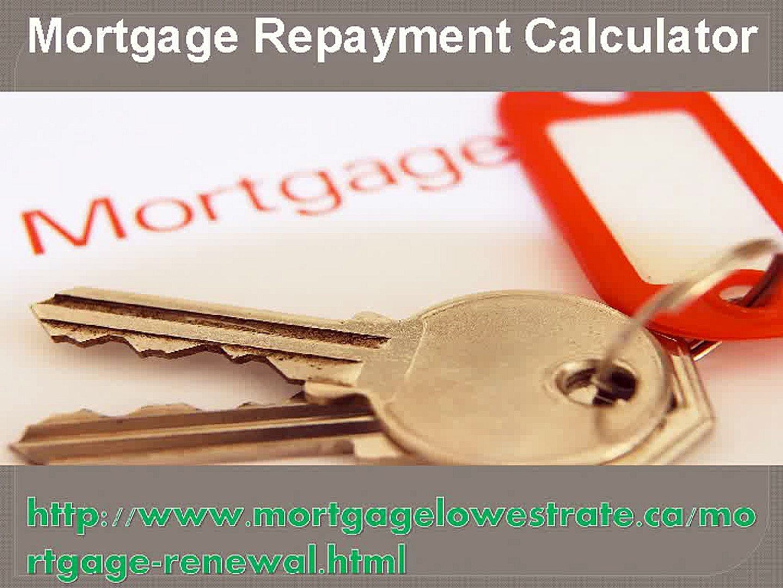 Mortgage Repayment Calculator 1-800-929-0625 - Mortgage Refinancing Rates & Calculator