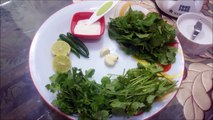 Green Chutney - Coriander & Mint Green Chutney