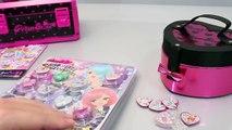 Mundial de Juguetes & Pretty Rhythm Rainbow Live Jewelry Box Toy