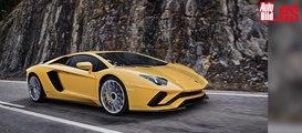VÍDEO: Lamborghini Aventador S, ¡todos los datos!