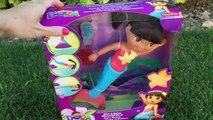 Mermaid Dora The Explorer Dive & Swim Doras Mermaid Adventures Dora Sirena Nadadora Fisher-Price