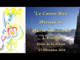 L'Europe par Maître St Germain - Audio de SL-Christ -17.12.2016