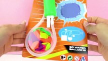 Bombes à eau Easy Filler Pompe pour bombes à eau   Super simple et cool à emporter!