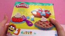 Création de gâteaux Play-Doh – Faire des gâteaux soi-même en pâte à modeler | Unboxing