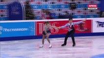 RN2017 Anastasia MISHINA ⁄ Vladislav MIRZOEV  SP
