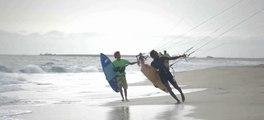 Adrénaline - Kitesurf : Cap Vert, au paradis du kitesurf avec cinq locaux