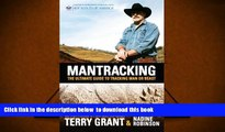 Free [PDF] Downlaod  Mantracking: The Ultimate Guide to Tracking Man or Beast  FREE BOOK ONLINE