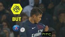 But Thiago SILVA (50ème) / Paris Saint-Germain - FC Lorient - (5-0) - (PARIS-FCL) / 2016-17