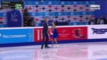 RN2017 Ludmila SOSNITSKAIA ⁄ Pavel GOLOVISHNIKOV SD