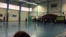 21/12/16 : phases finales U13 à Brebières (contre Waziers) 1