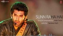 Sunn Raha Hai Na Tu Aashiqui 2 Full Song With     Aditya Roy Kapur  Shraddha Kapoor  Watch Online New Latest Full Hindi Bollywood Movie Songs 2016 2017 HD