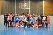 Basket Club Nyonsais, tournoi de Noël