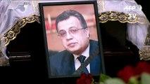 Rússia presta homenagem a embaixador assassinado na Turquia