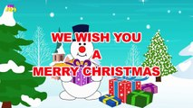 We Wish You a Merry Christmas   Christmas Song   Happy New Year