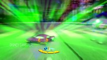 Holley Shiftwell FUN RACE With Disney Pixar Cars Game Play Videos for Kids Nursery Rhymes