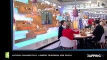 Céline Dion : Anthony Kavanagh tacle son mari, René Angélil dans C à Vous(Vidéo)