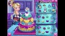 Disney Frozen - Frozen Full Games Princess Elsa and Anna - Disney Videos Games Movie for Kids new