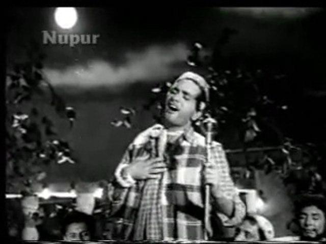 Tum Poochtay Ho Ishq Balaa - Rafi sb - Lyrics Kaifi Azmi - Music Babul - Naqli Nawab (1962)