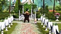 Dinosaurs Videos for Children | Bear Doctor | Gorilla Fighting | 3D Dinosaurs Movies For Children