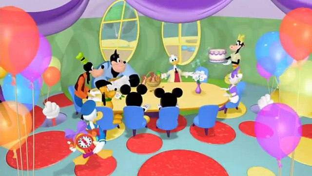 Mickey Mouse Clubhouse Mickey's Adventures in Wonderland 2009 part 4