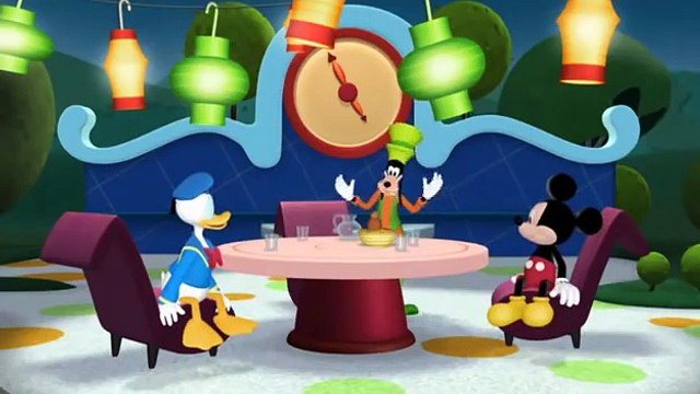 Mickey Mouse Clubhouse Mickey's Adventures in Wonderland 2009 part 1