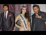 Celebs At the Femina Miss India, 2014 Red Carpet
