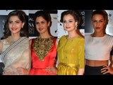Sonam Kapoor And Katrina Kaif Attend The L'oreal Femina Women's Awards 2014