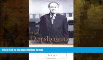Buy  Letters to a Young Lawyer (Art of Mentoring) Alan M. Dershowitz  Full Book