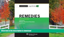 PDF [FREE] DOWNLOAD  Casenotes Legal Briefs: Remedies Keyed to Laycock 4th Edition (Casenote Legal