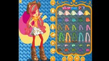 ♥♥My Little Pony Equestria Girls Rainbow Rocks - Rainbow Dash Applejack Zecora Dress Up Full Game♥♥