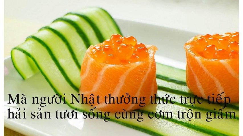 Ẩm thực Nhật Bản   Godialy.com
